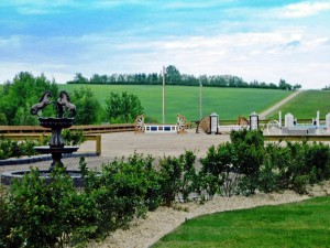 New Sand Arena for Calgary Equestrial Centre