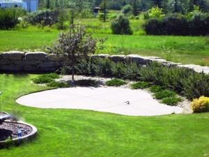 Acreage with Sandstone