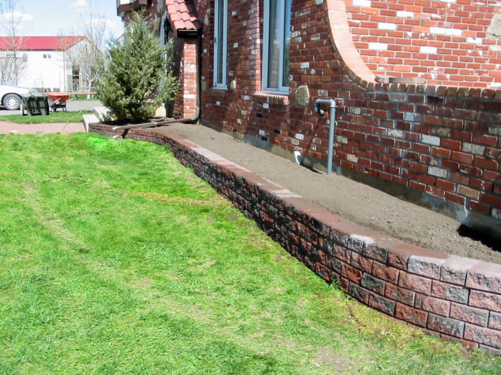 25 modern brick landscape edging pictures landscape ideas