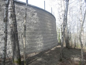 Retaining walls calgary