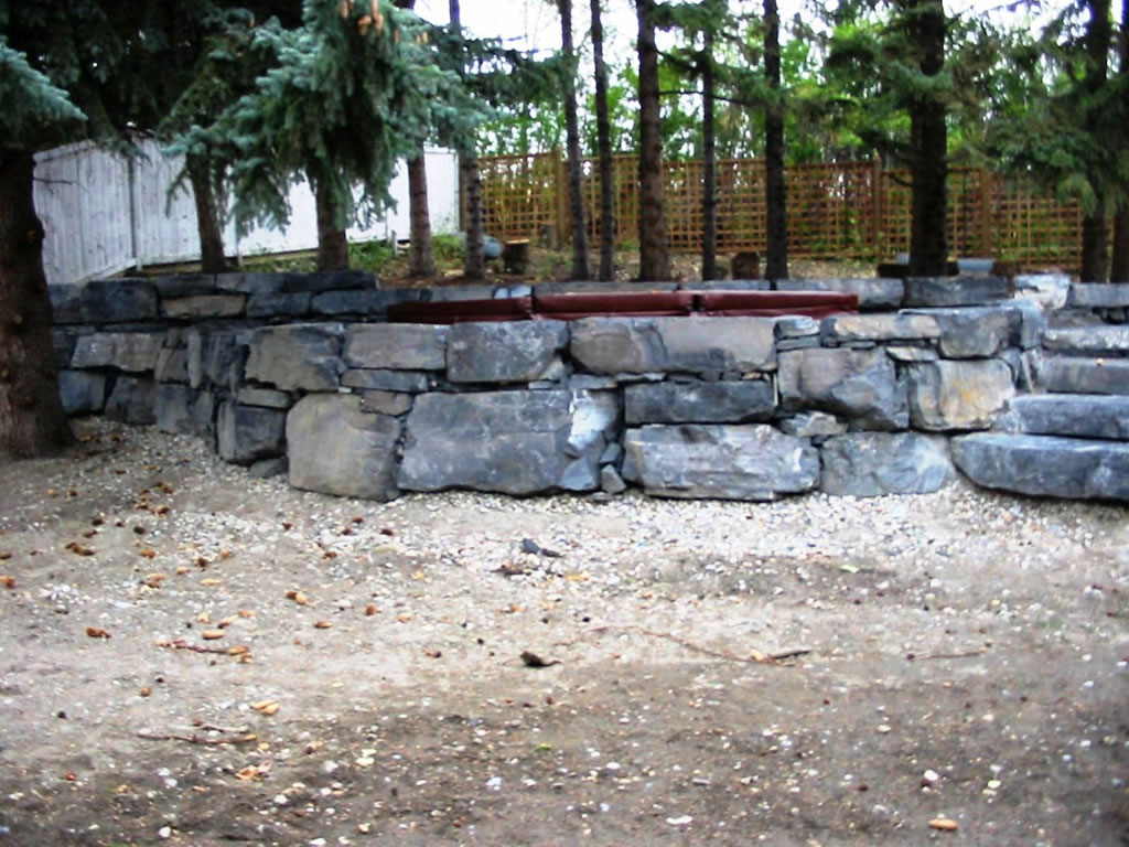 Rundle Stone Walling